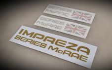 Series Mcrae Decal Kit